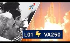 [#Ariane40] - L01xVA250