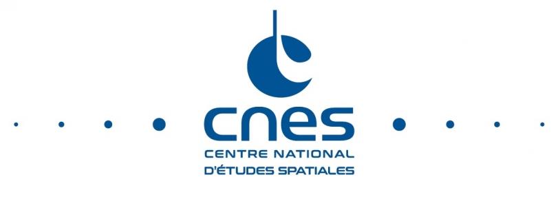 Logo du CNES 2017